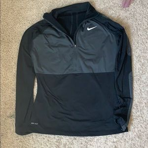 Compression workout jacket